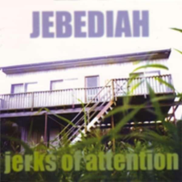 Jerks of Attention - CD Single - Jebediah