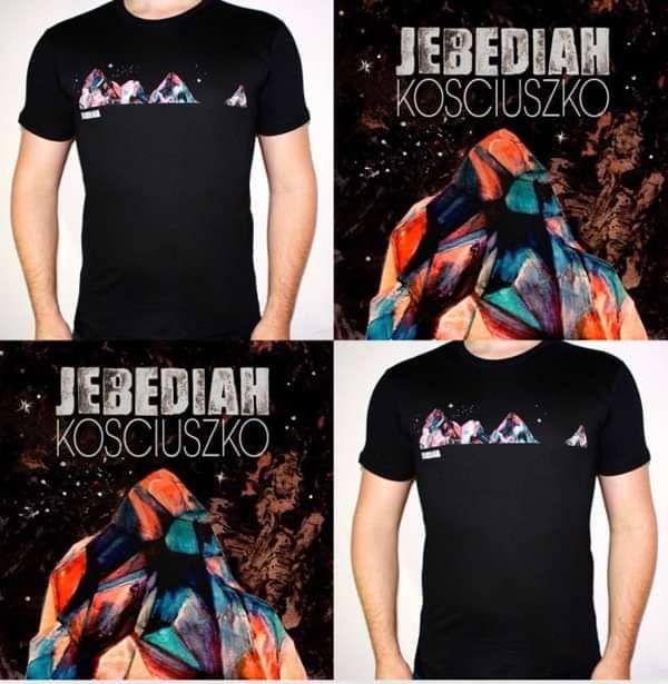 Kosciusko Vinyl and T-Shirt Package - Jebediah
