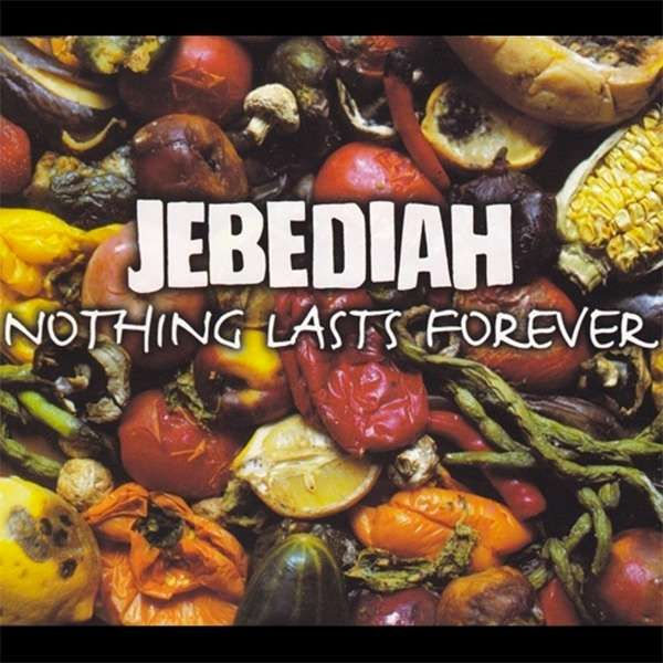 Nothing Lasts Forever - CD Single - Jebediah