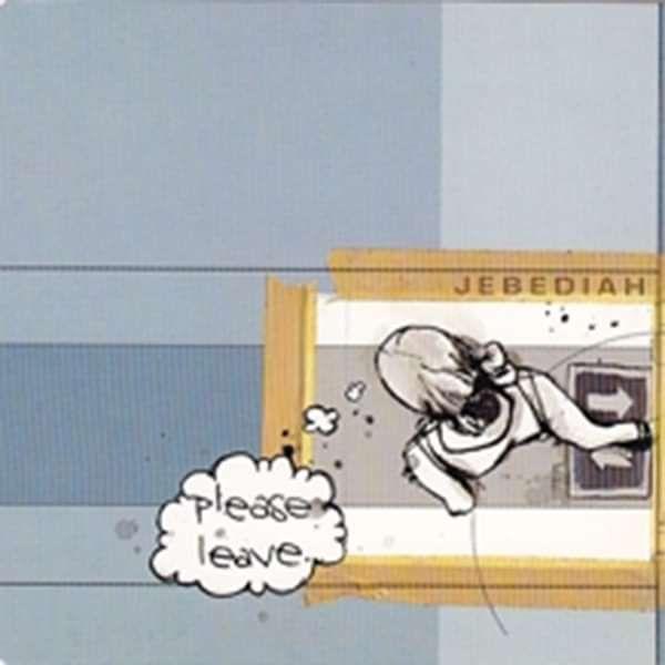 Please Leave - CD Single (A) - Jebediah
