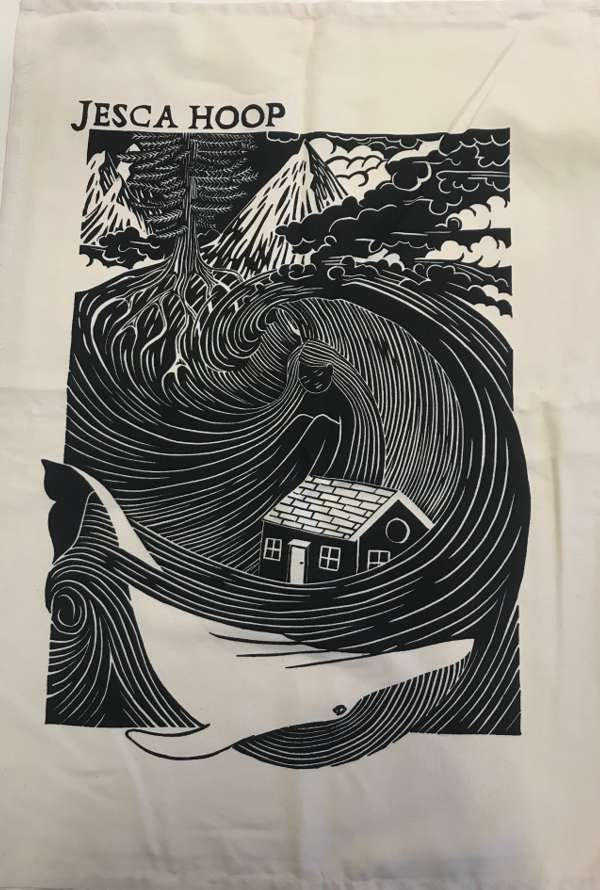 Passages End Teatowel - Jesca Hoop