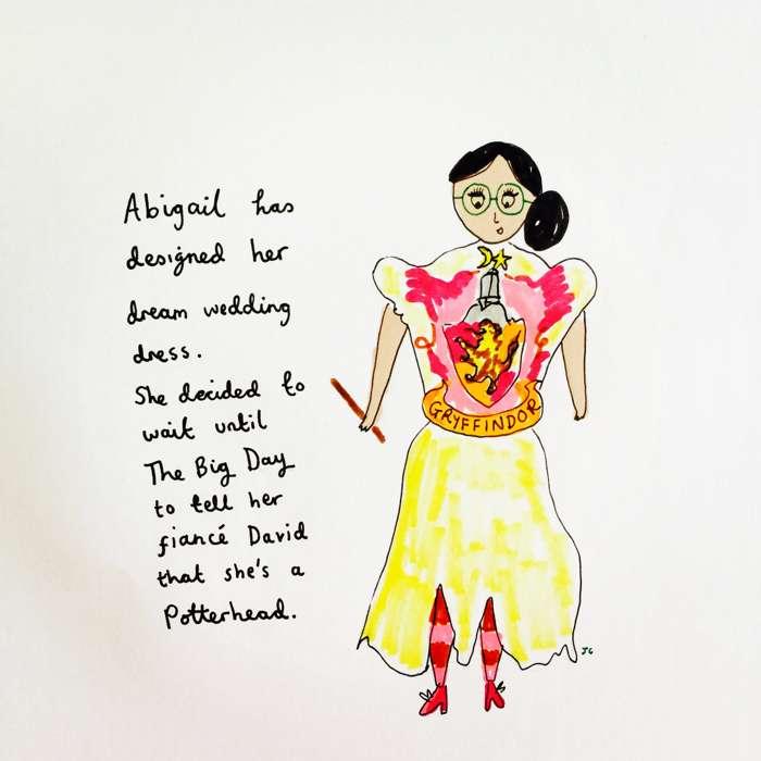 Abigail - Jessie Cave