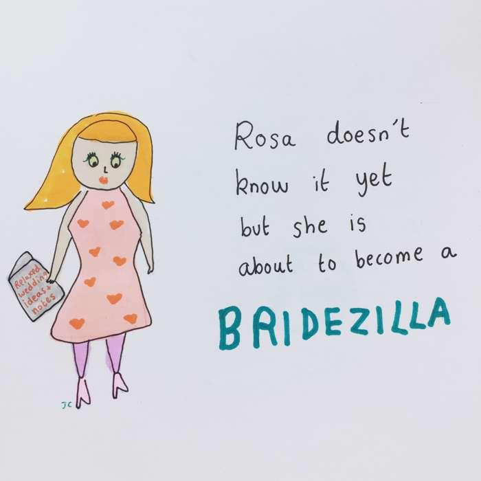 Bridezilla - Jessie Cave