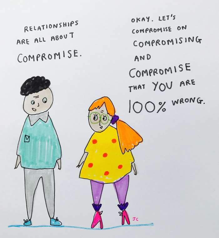 Compromise - Jessie Cave