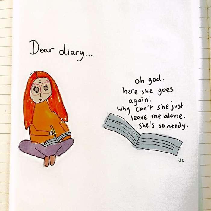 Dear Diary - Jessie Cave