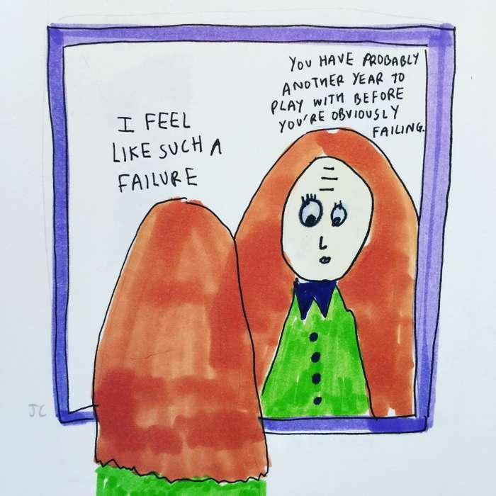 Failure - Jessie Cave