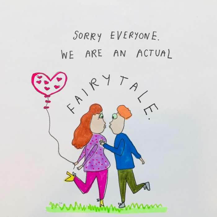 Fairytale - Jessie Cave