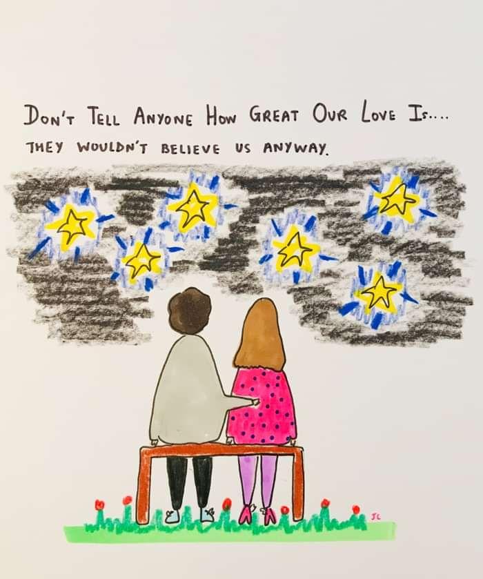 GREATNESS HAND DRAWN - Jessie Cave