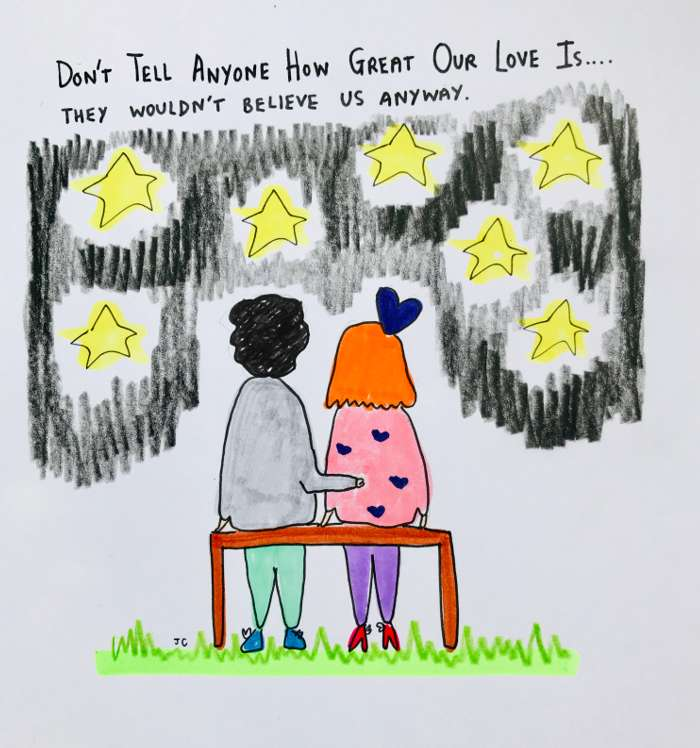 GREATNESS PRINT - Jessie Cave