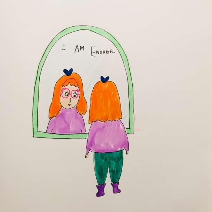 I am Enough - Jessie Cave
