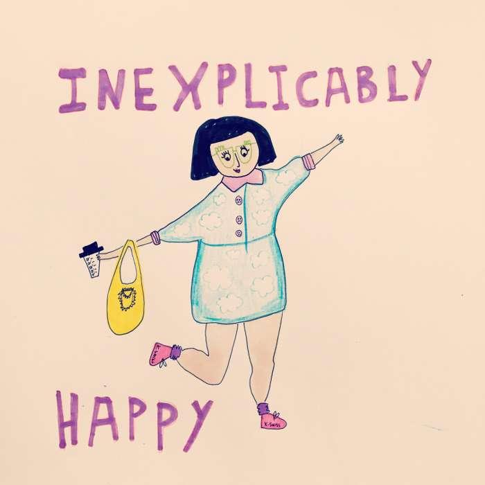 Inexplicably - Jessie Cave