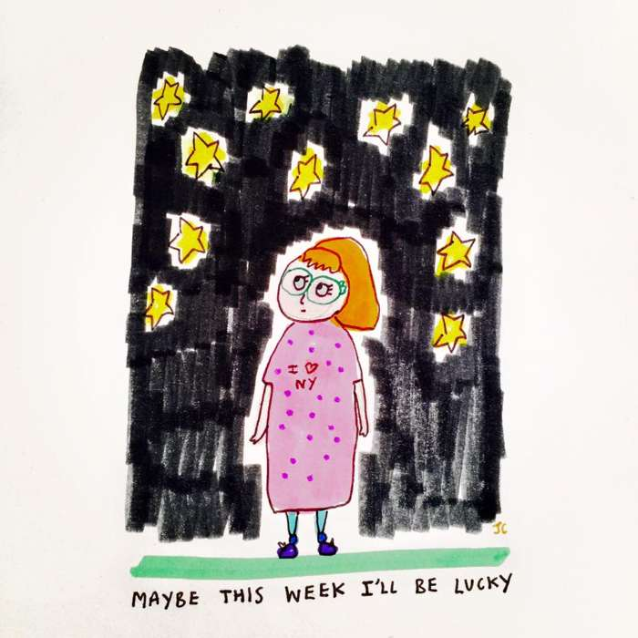 Lucky - Jessie Cave