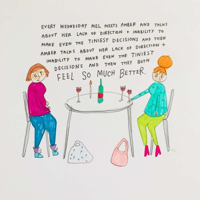 Mel and Amber - Jessie Cave