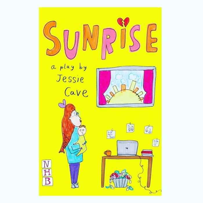 MY SUNRISE BOOK - Jessie Cave