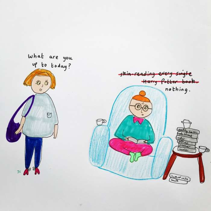 Nothing - Jessie Cave