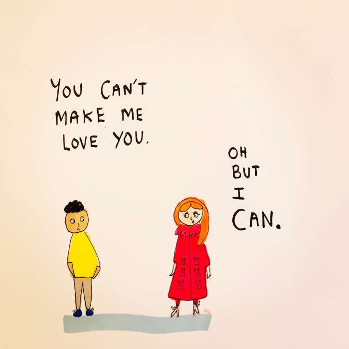 Oh but I can - Jessie Cave