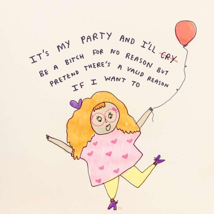Party - Jessie Cave