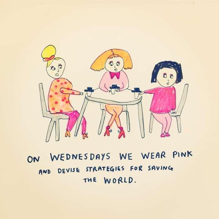 Pink - Jessie Cave