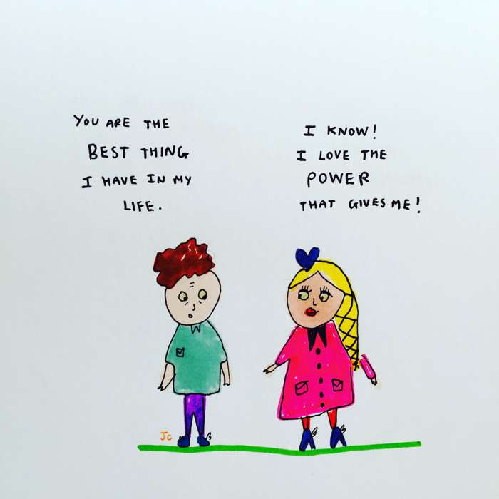 Power - Jessie Cave