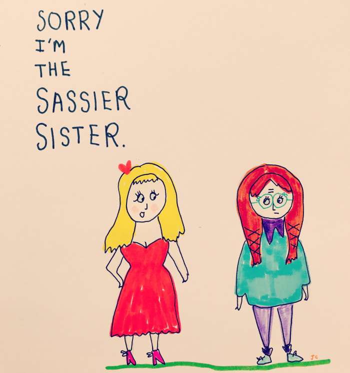 Sassy - Jessie Cave