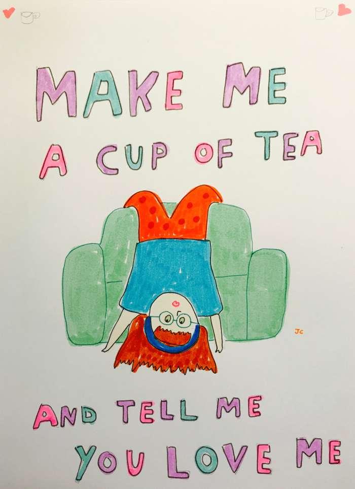 Tea - Jessie Cave