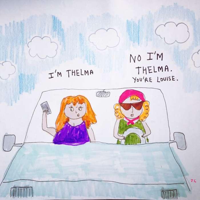 Thelma - Jessie Cave