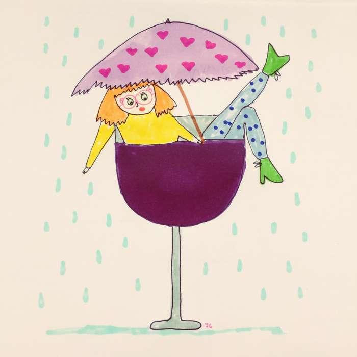 Wine - Jessie Cave