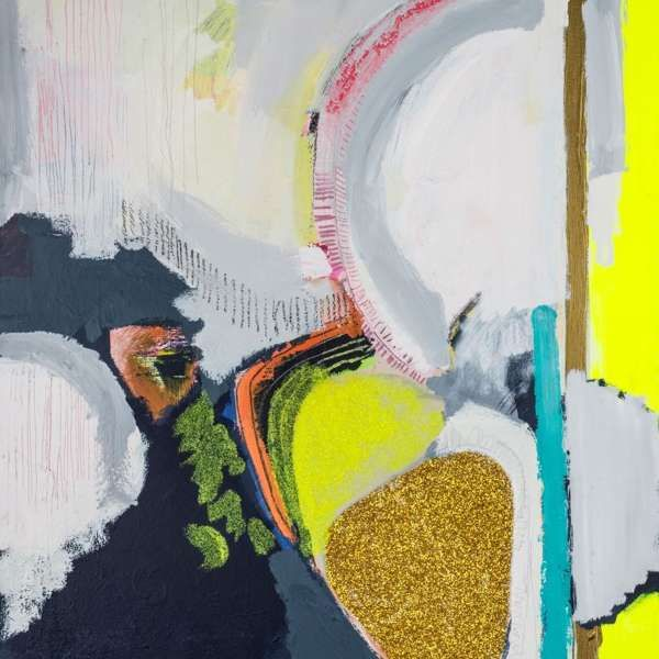 #143 - Abstract Painting by Jessie Woodward
