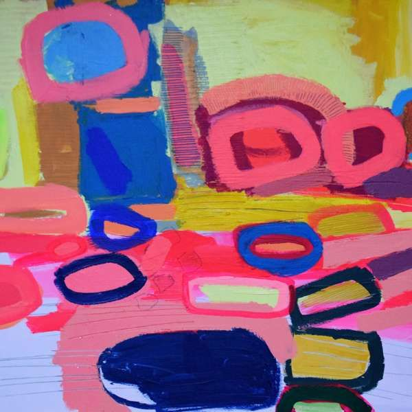 #452 - Abstract Painting by Jessie Woodward