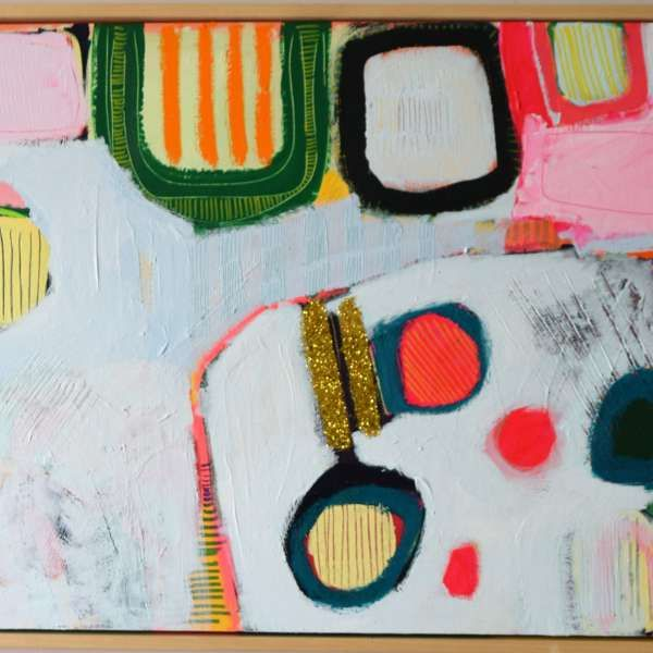#459 - Abstract Painting by Jessie Woodward