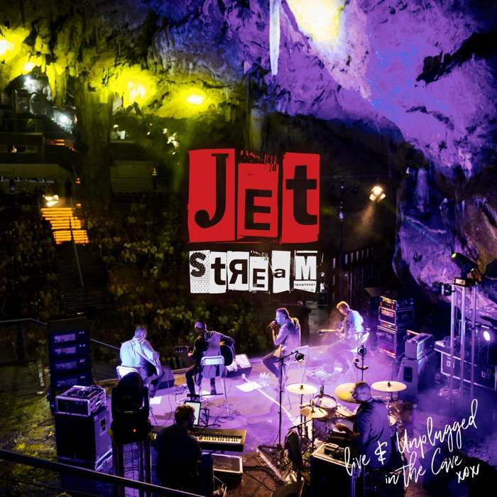 Limited Edition CD - Jetstream 'Live & Unplugged at the Cave' - Jetstream