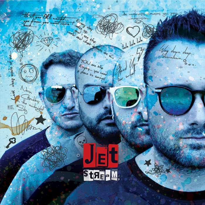 Limited Edition CD - Jetstream 'Sonic Graffiti' EP - Jetstream