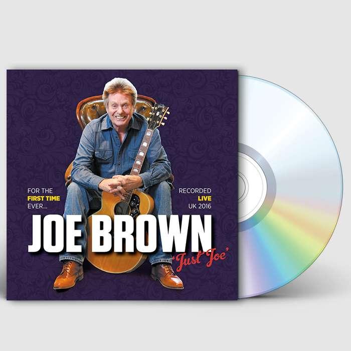 Just Joe (CD) - Joe Brown