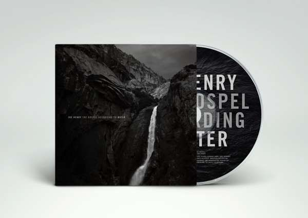 The Gospel According To Water - CD - Joe Henry