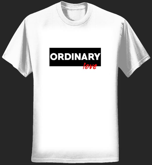 Ordinary Love T-Shirt - Joe Not Joseph