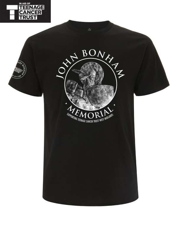 Memorial T-Shirt - John Bonham Memorial