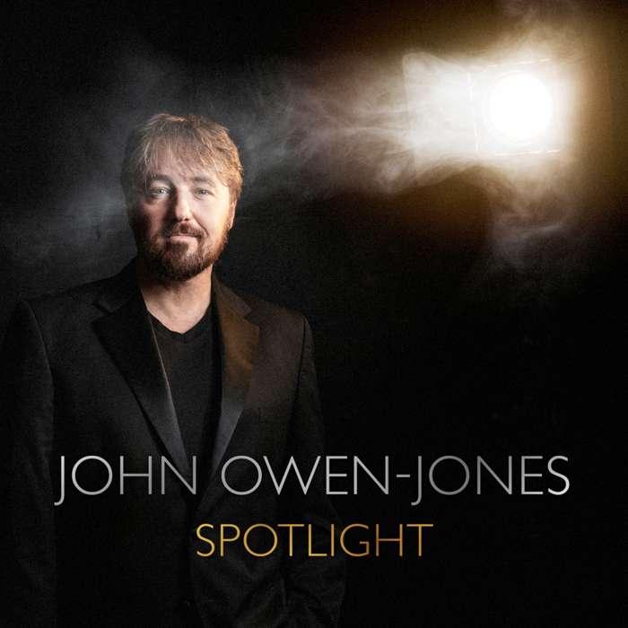 Spotlight (Digital Download) - John Owen-Jones