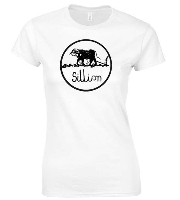 Sillion T-Shirt - Ladies - Johnny Flynn & The Sussex Wit (UK Merch)