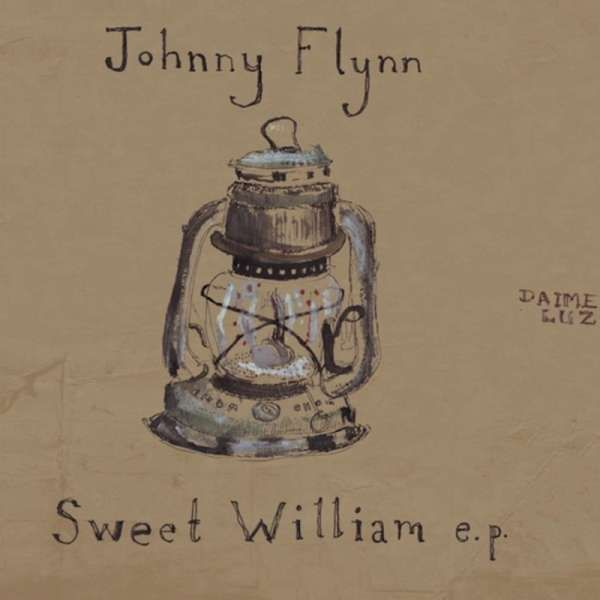 Sweet William EP - CD - Johnny Flynn & The Sussex Wit (UK Merch)