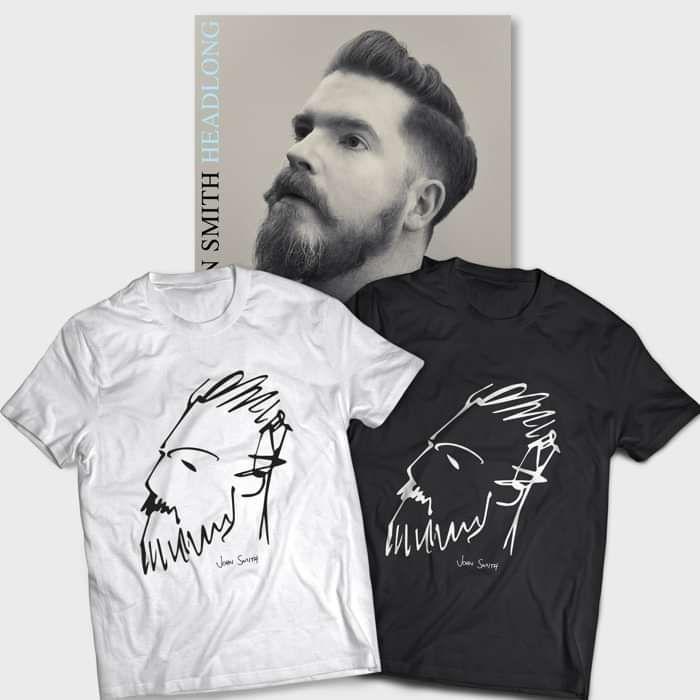 Album & T-shirt - John Smith
