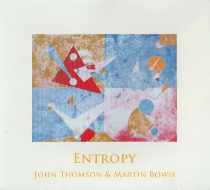Entropy - Download version - John Thomson