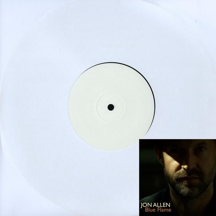 Blue Flame (Limited Edition White Label) - Jon Allen
