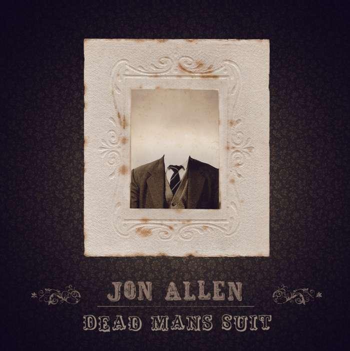 Dead Man's Suit (CD) - Jon Allen