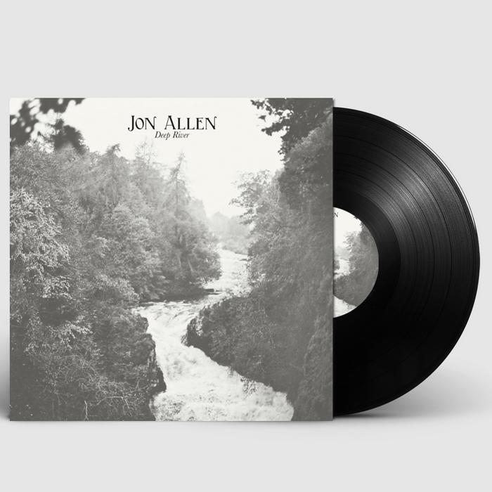 Deep River (Signed LP) - Jon Allen