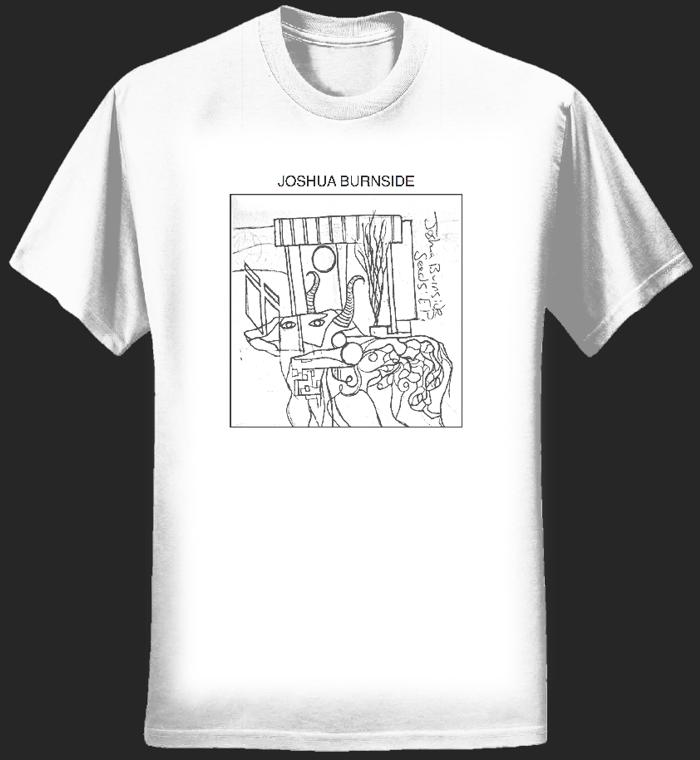 Seeds EP T-shirt - Joshua Burnside