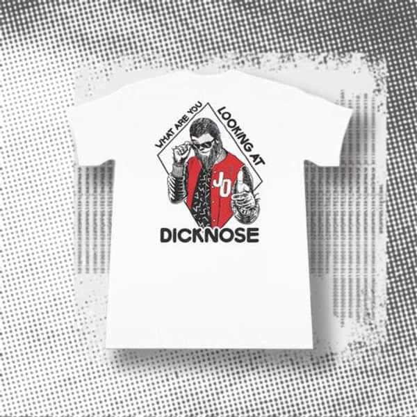 'Dicknose' T-Shirt - Joy Opposites