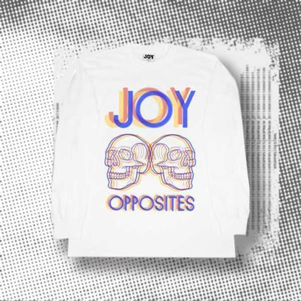 'Just The Two Of Us' Long Sleeve Tee - Joy Opposites