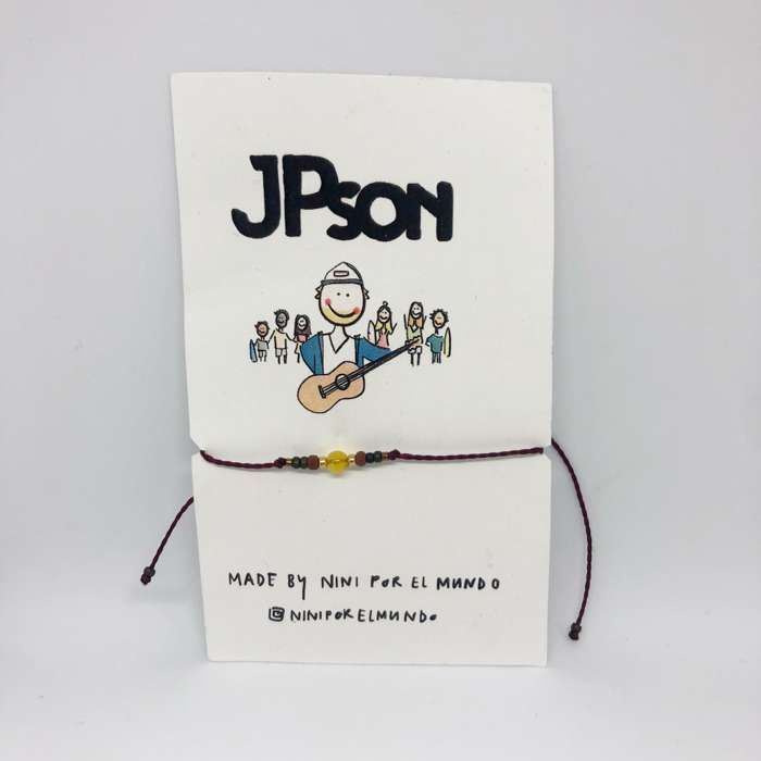 Bracelet #1 Brown & Black - JPson