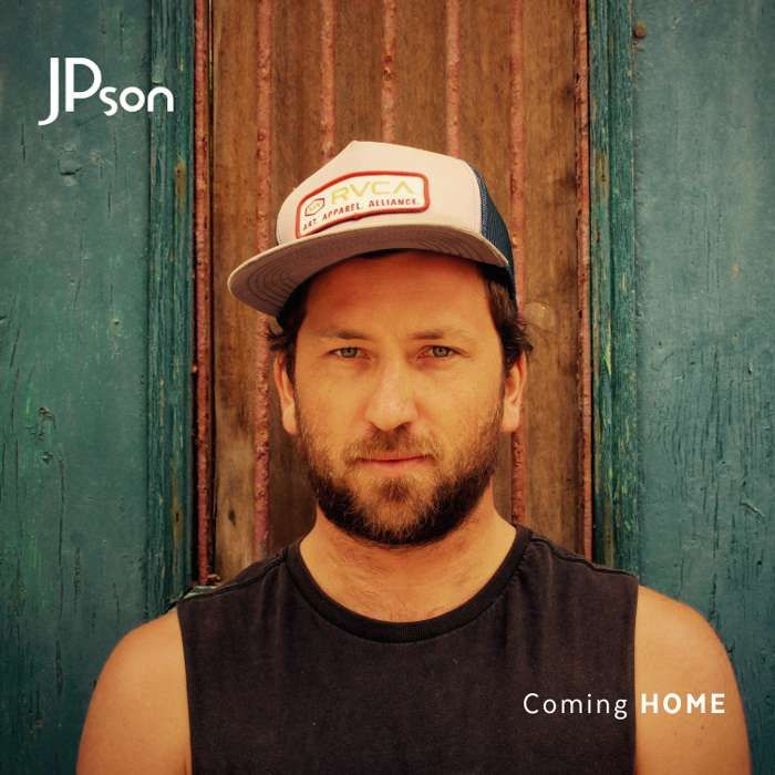 Coming Home Ep (Physical CD) - JPson