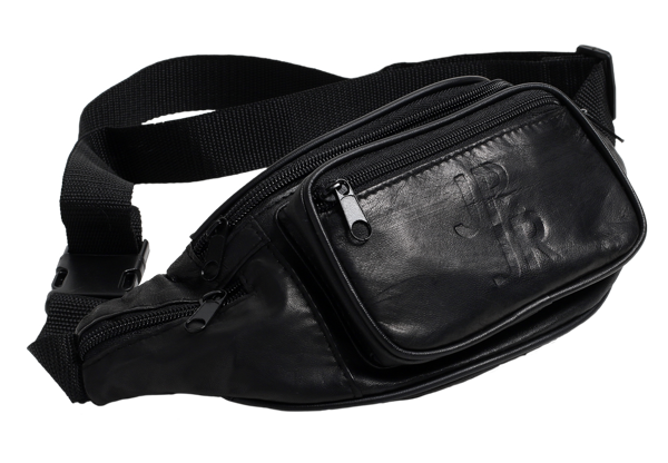 JR JR LEATHER FANNY PACK (LIMITED EDITION) - JR JR